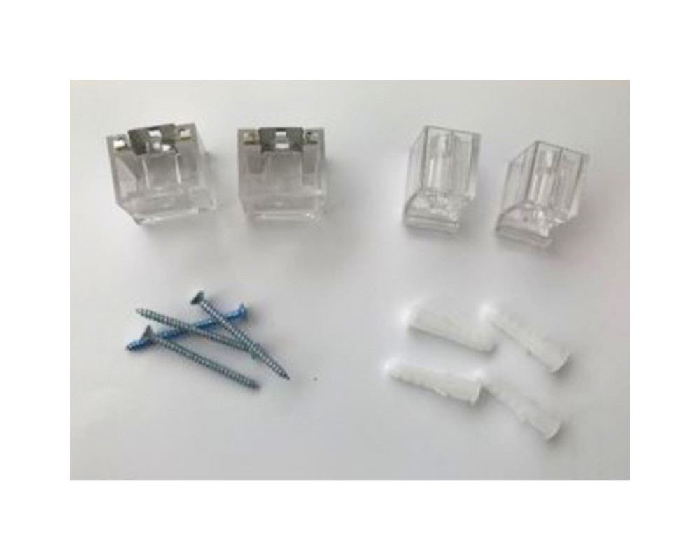Hooks Glas Pictures (4/Set)
