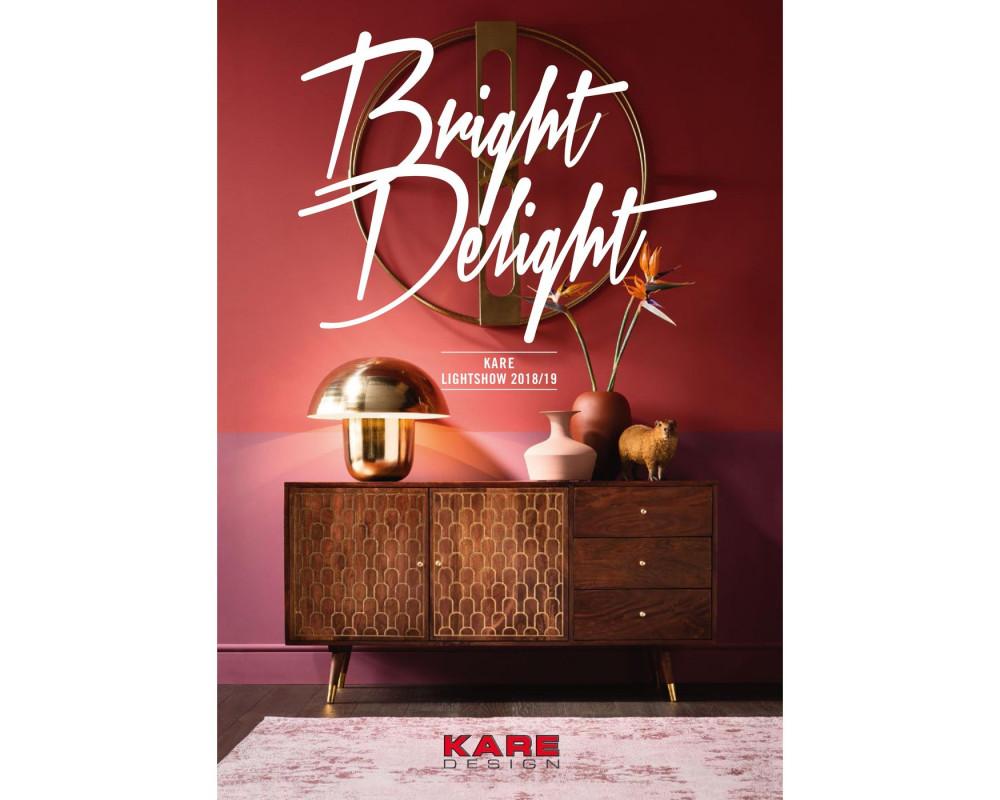 Каталог А5  BRIGHT DELIGHT 2018/19