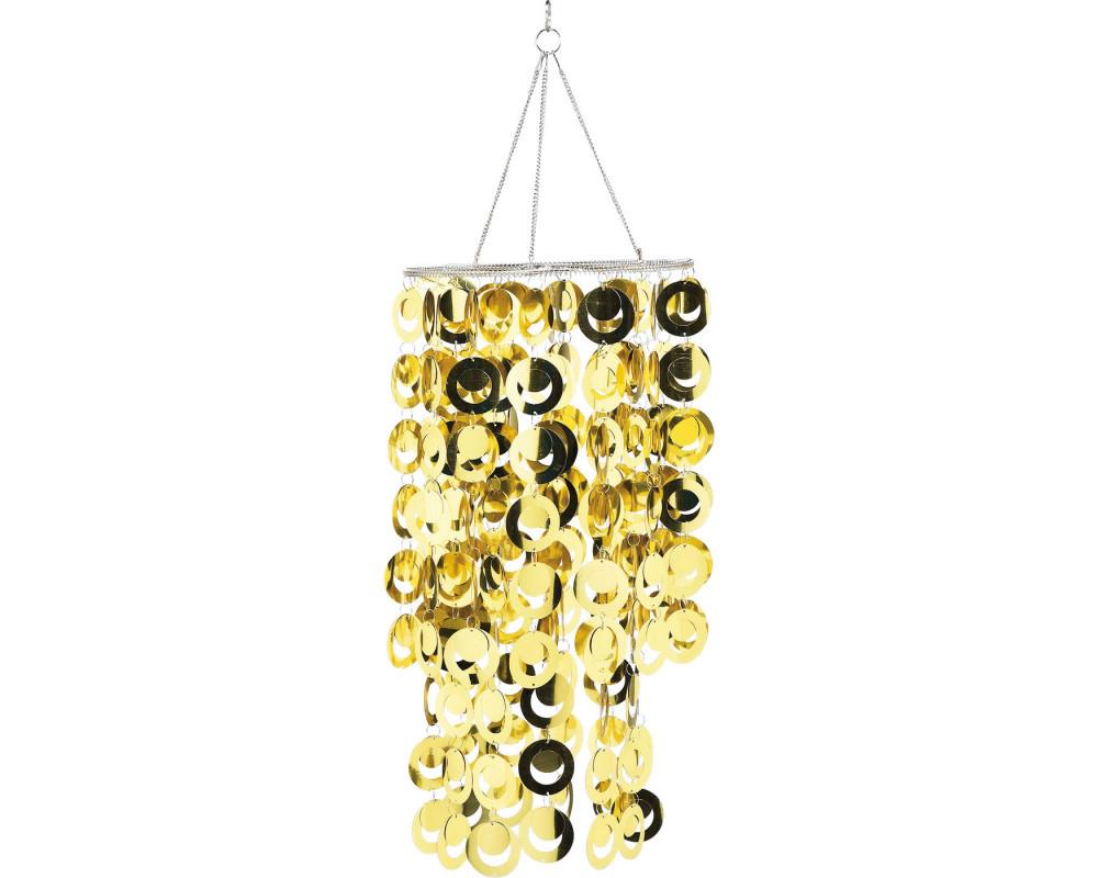 Светильник подвесной Shade Flitter Gold 50