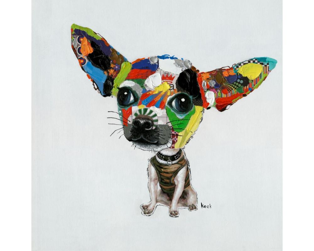 Картина Chihuahua 50x50cm
