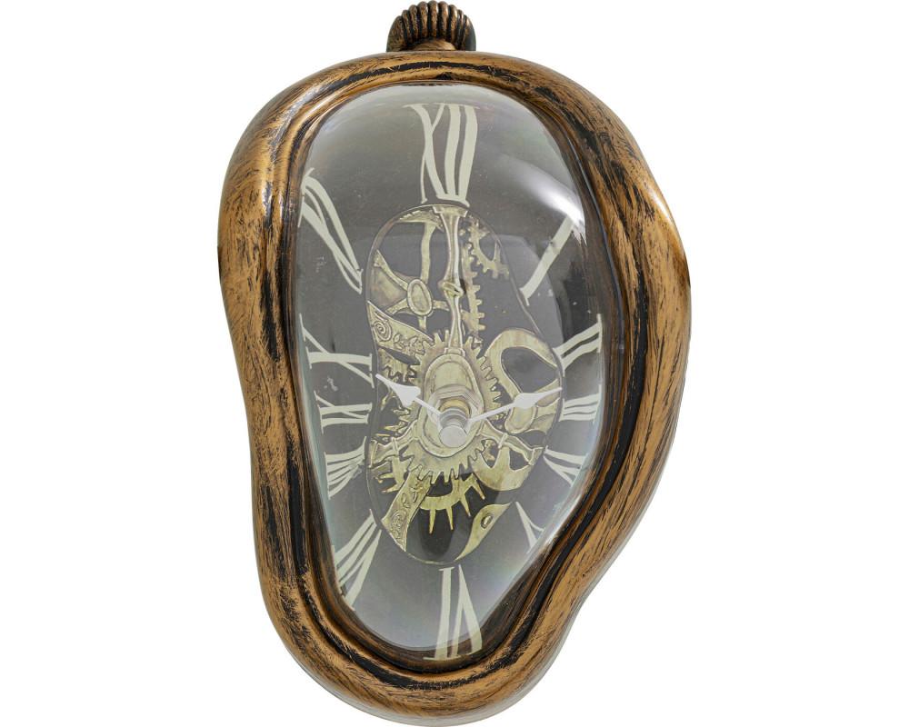 Часы настольные Flow Antique