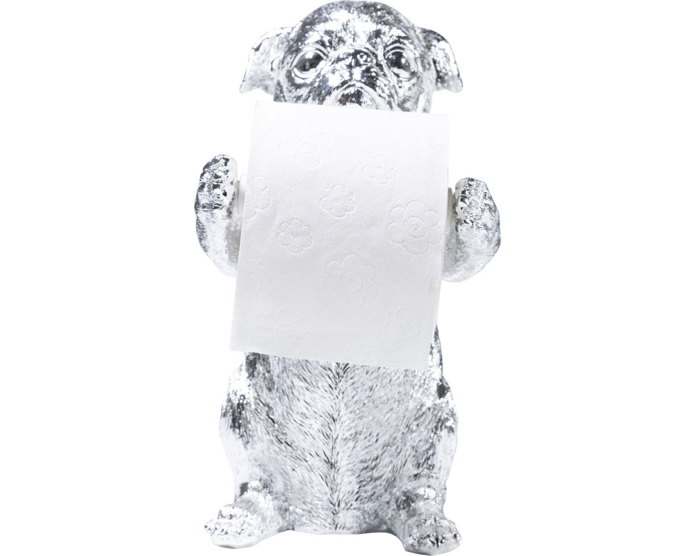 Держатель для туалетной бумаги Mops Chrome