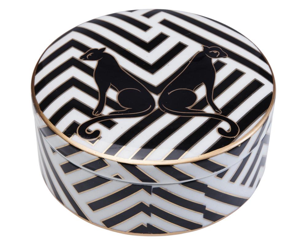 Коробка декоративная Panther