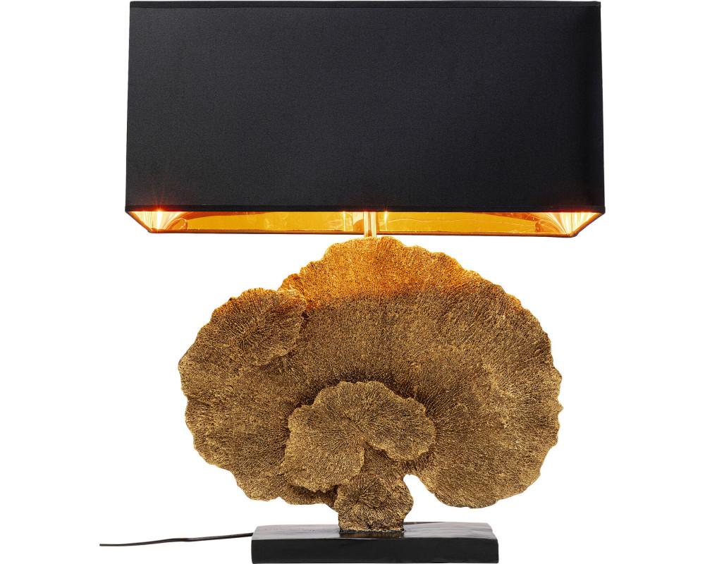 Светильник настольный  Coral Gold