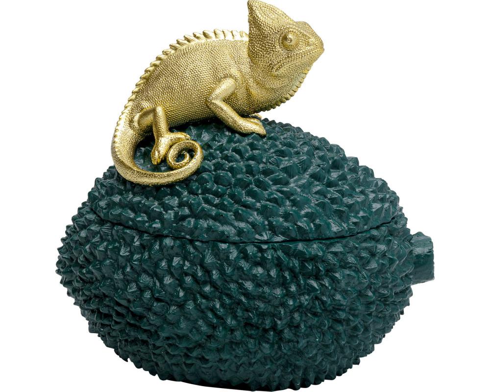 Коробка декоративная Chameleon 20cm