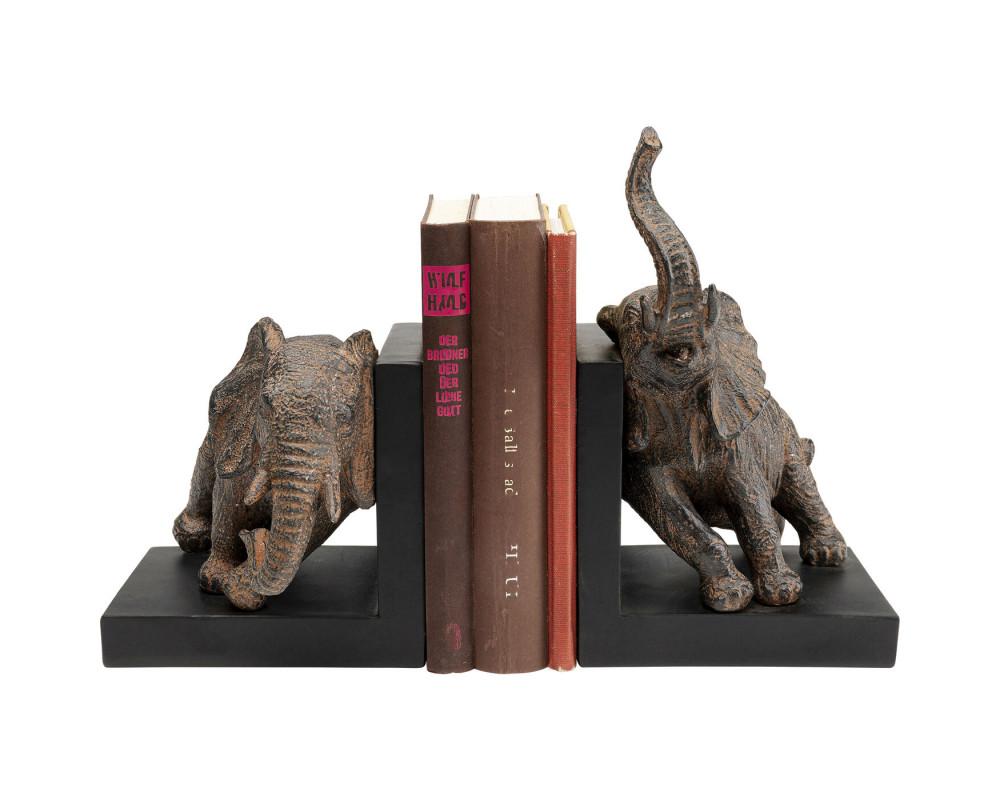 Держатель для книг  Elephants 42cm (2/Set)