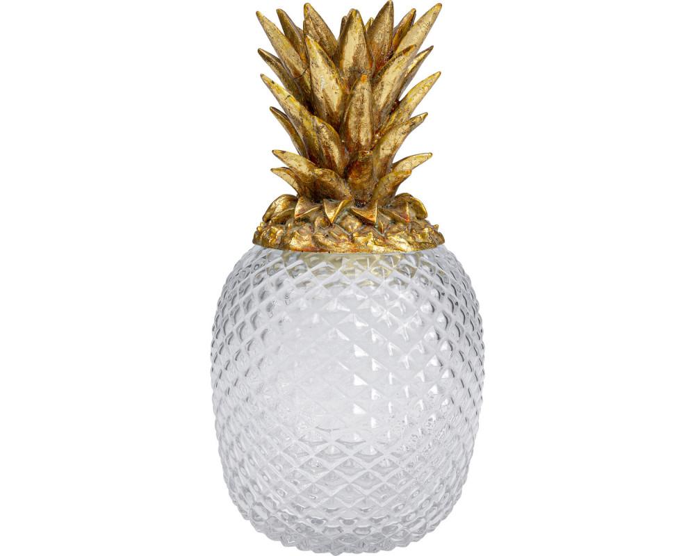 Банка декоративная Pineapple Visible