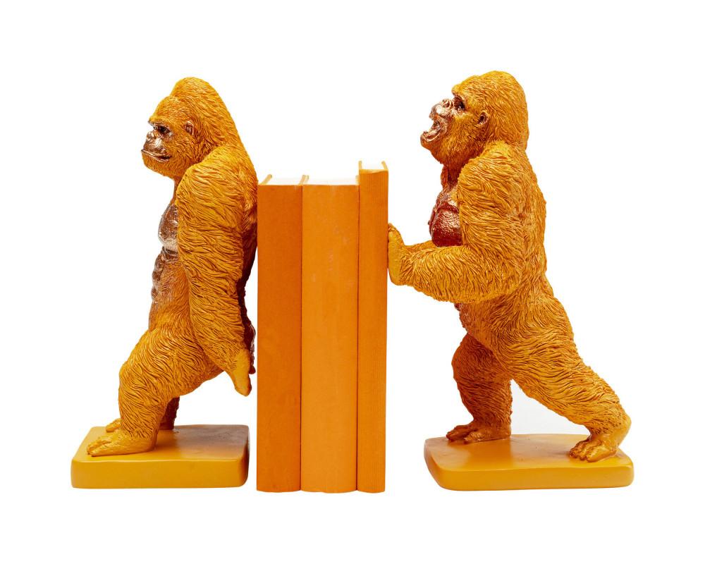 Держатель для книг Gorilla Orange (2/Set)