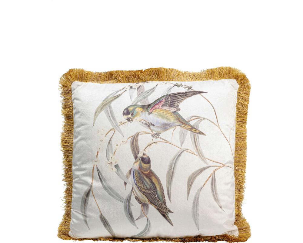 Cushion Amusing Birds 45x45