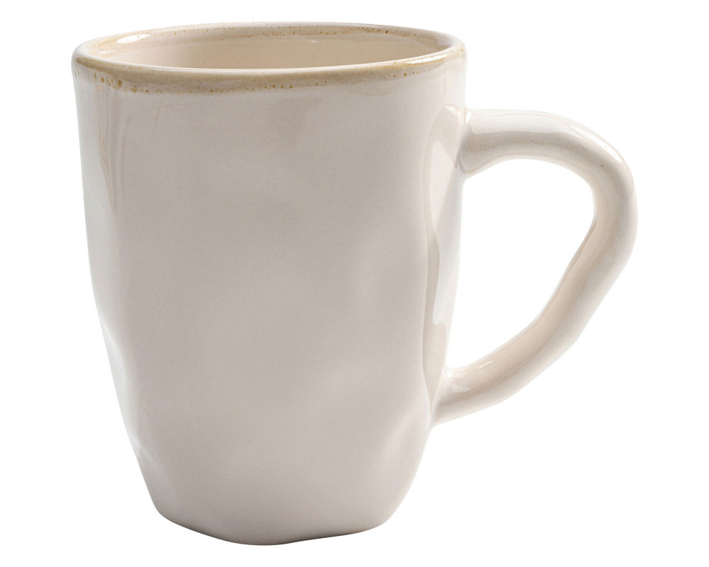 Mug Organic White Ø11