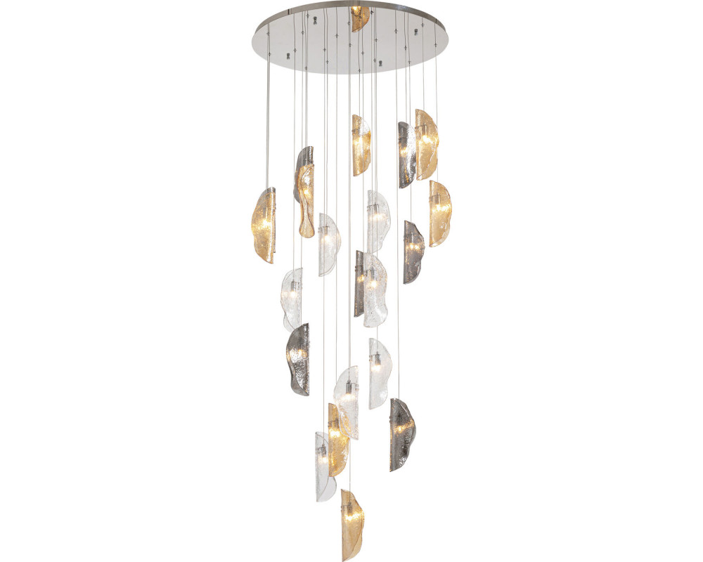 Pendant Lamp Leaf Through