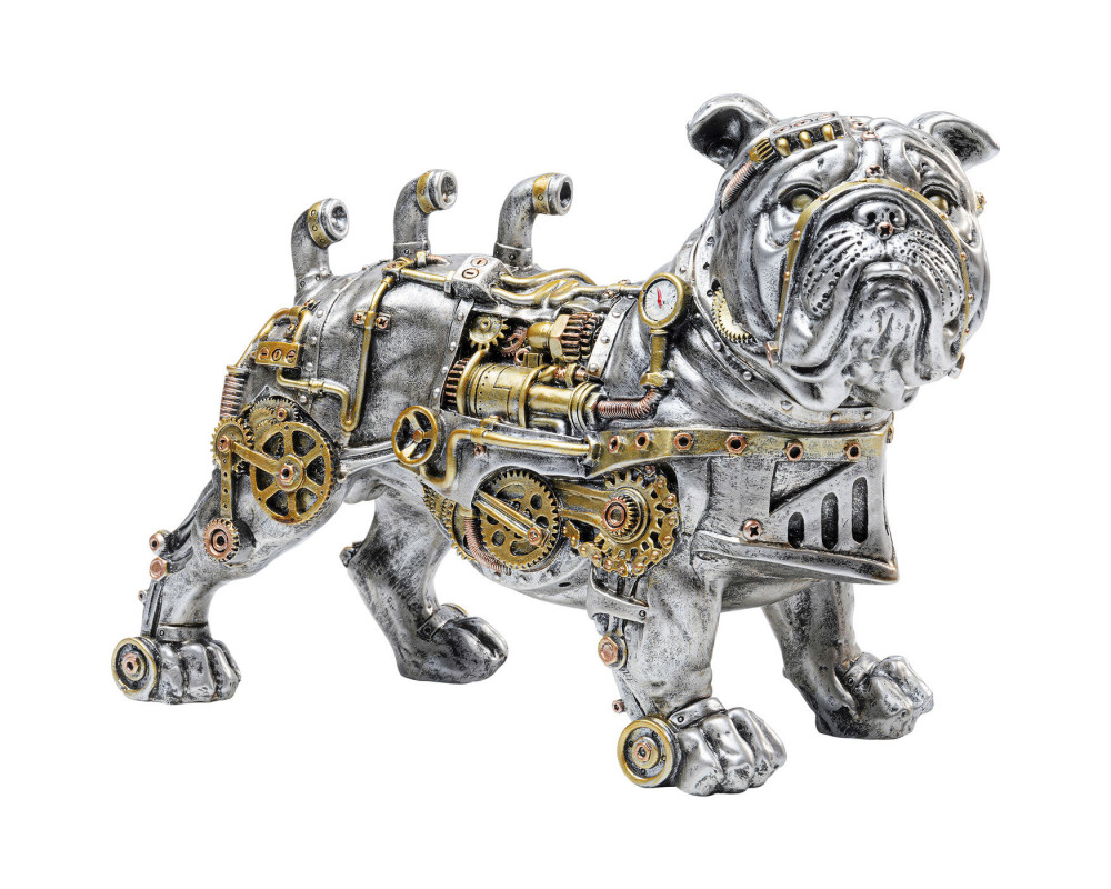 Deco Figurine Transformer Bulldog