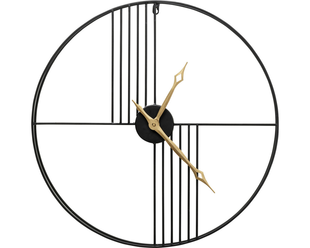 Wall Clock Strings Ø60