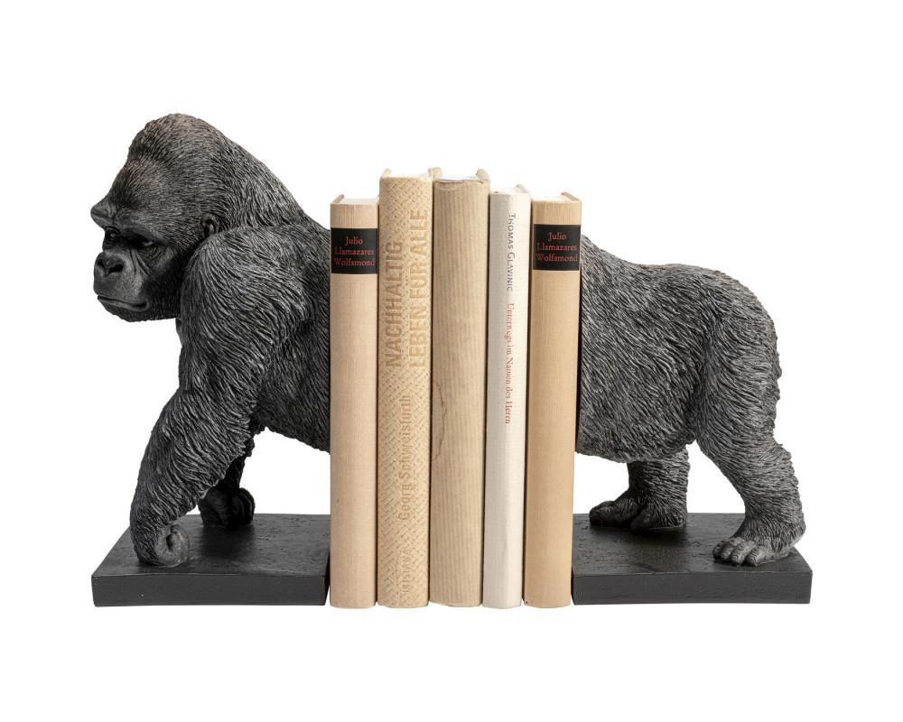 Bookend Gorilla (2/Set)