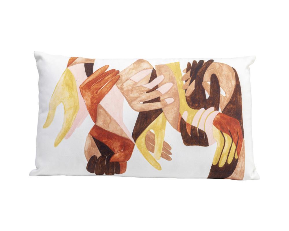 Cushion  Artistic Hands 50x30