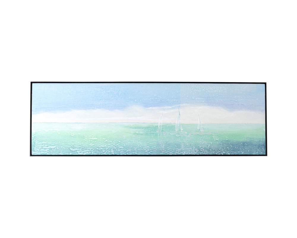 Canvas Picture Sailing 160x50