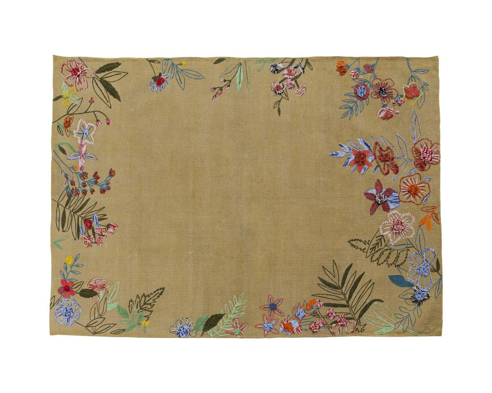Carpet Flowery 180x120