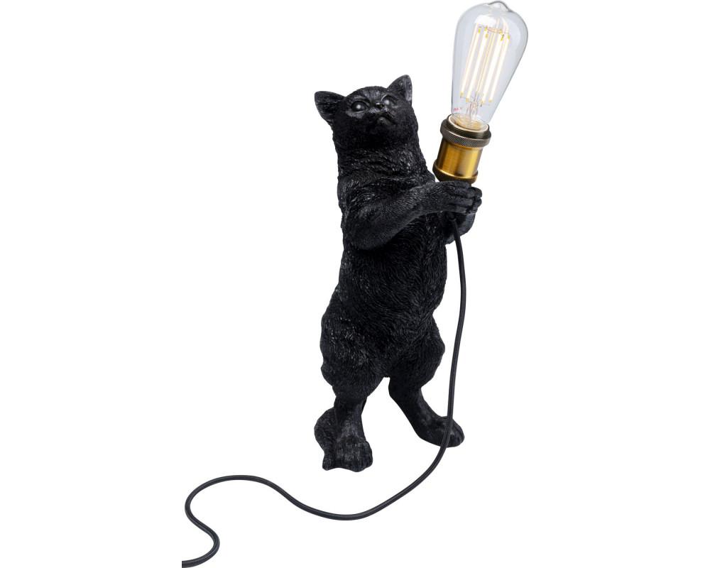 Table Lamp Animal Kitty