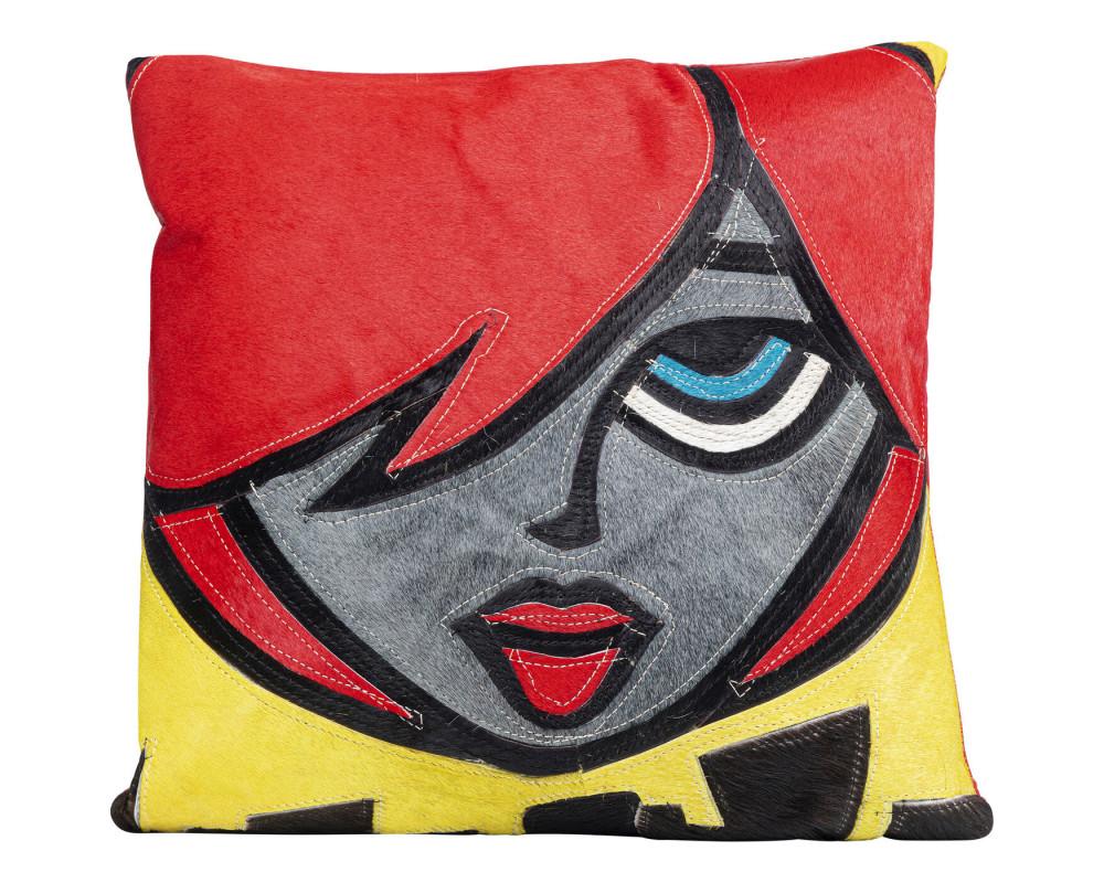 Cushion Betty Red Hair 40x40