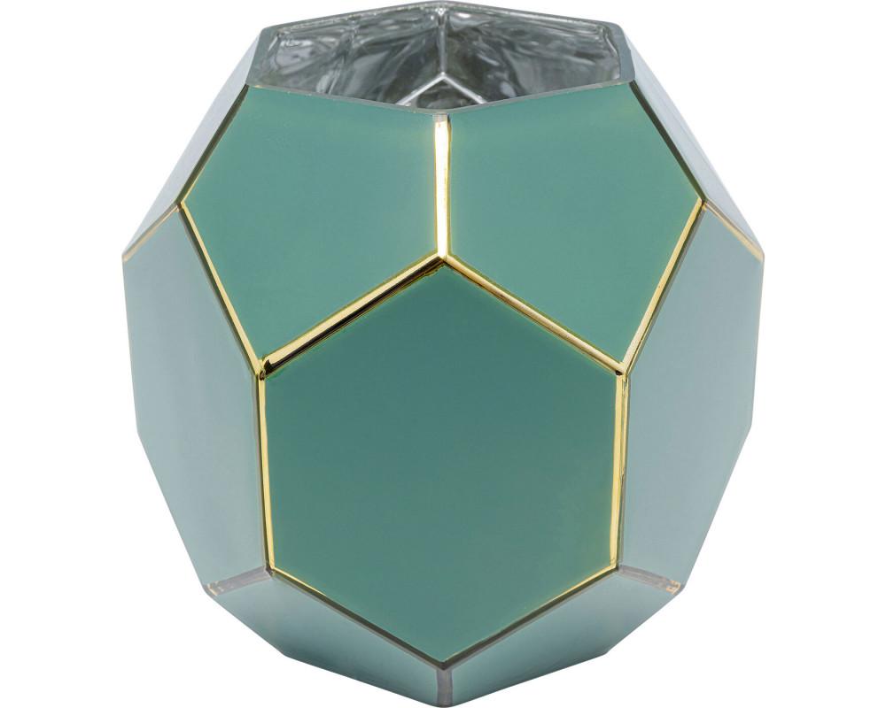 Vase Art Pastel Green 22