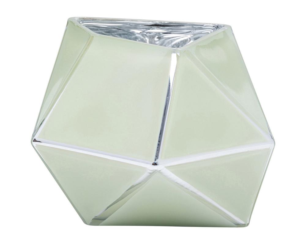 Vase Art Pastel Silver 14