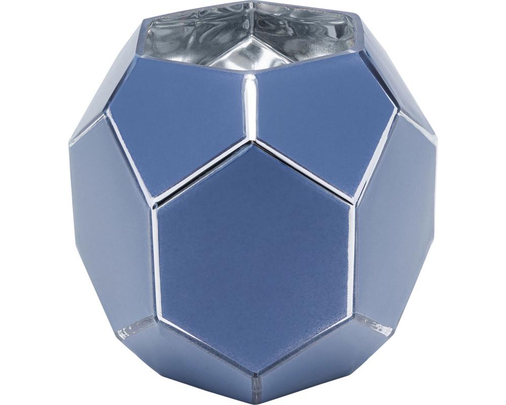 Vase Art Pastel Blue 17