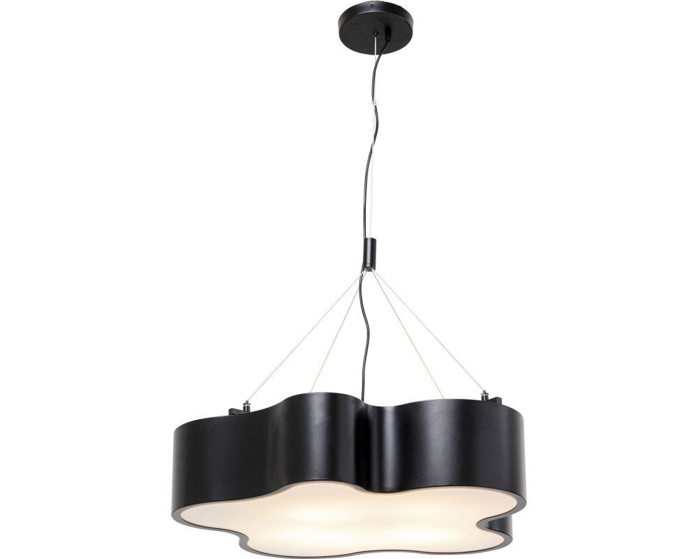 Pendant Lamp Cloud Black