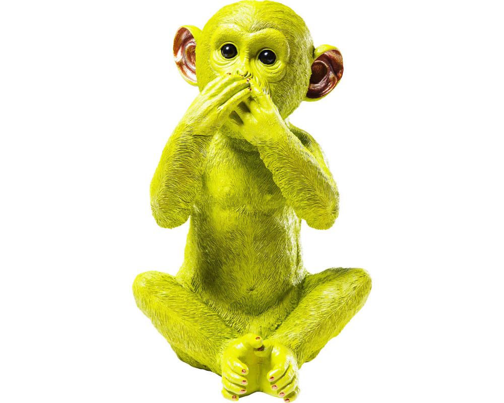 Копилка Monkey Iwazaru Lime