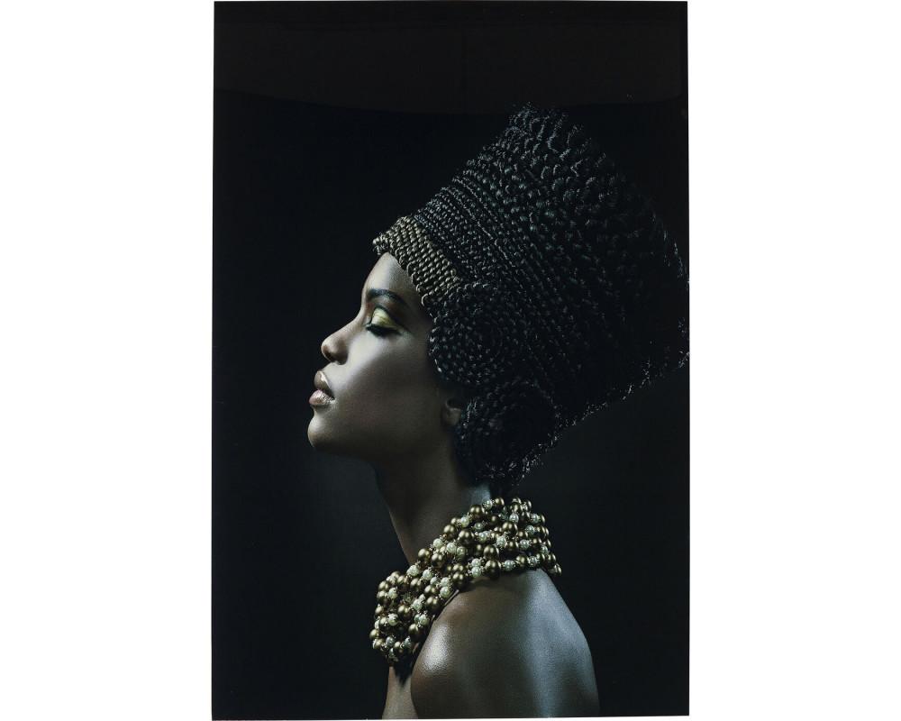 Картина Royal Headdress Profile 150x100cm