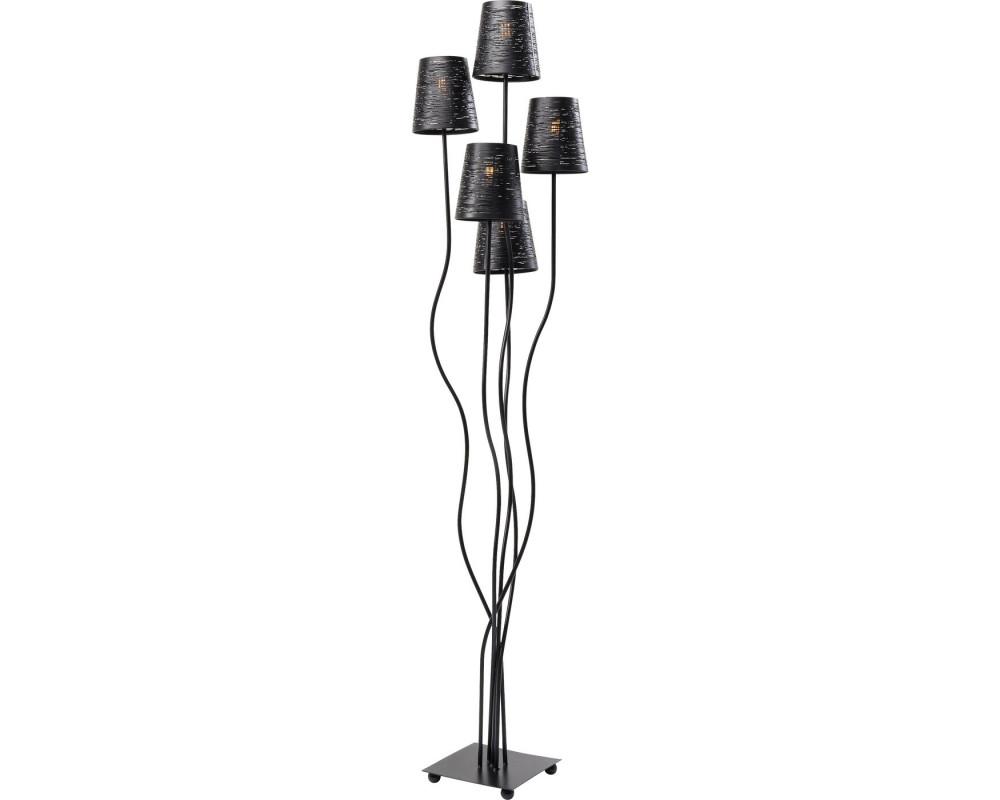 Светильник напольный Flexible Black Cinque
