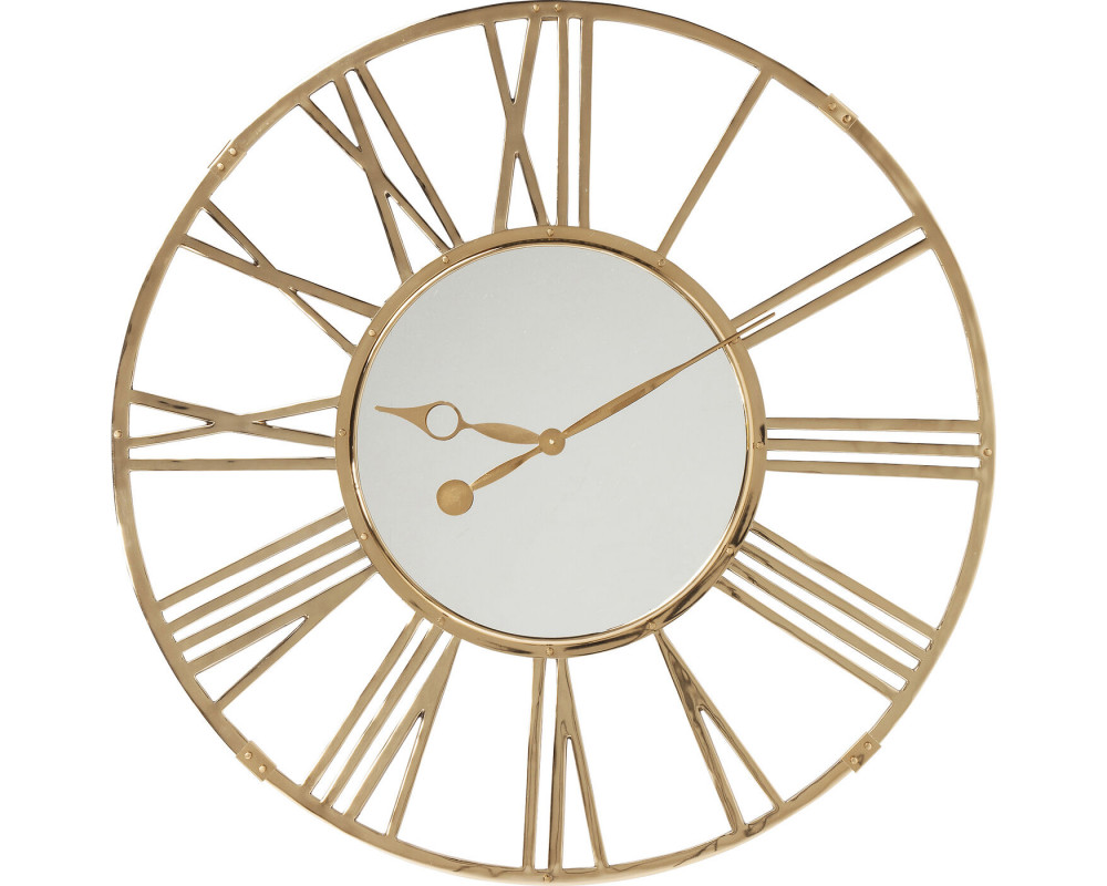 Часы настенные Giant Gold Ø120cm