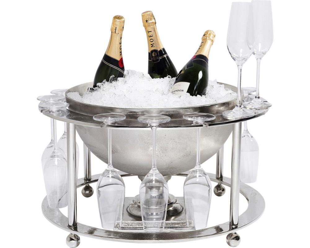 Ведерко для льда Champagne Time ( 2-tlg.)