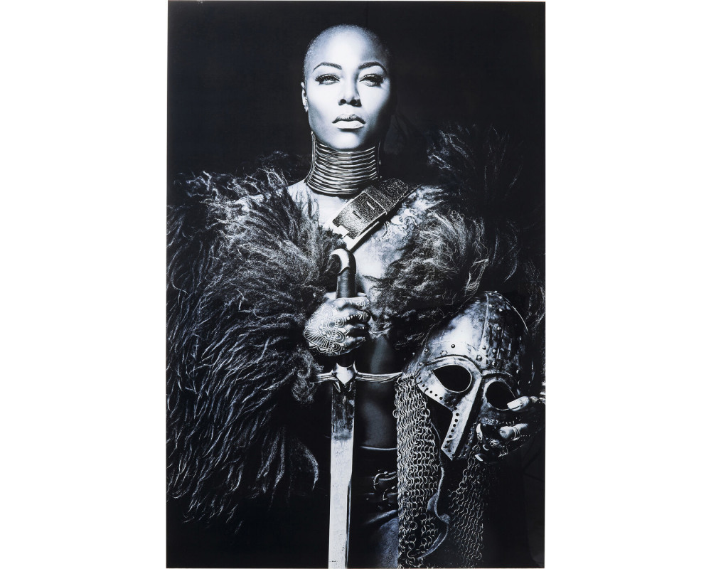 Картина Lady Knight 150x100cm