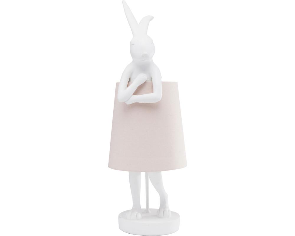 Светильник настольный Animal Rabbit White