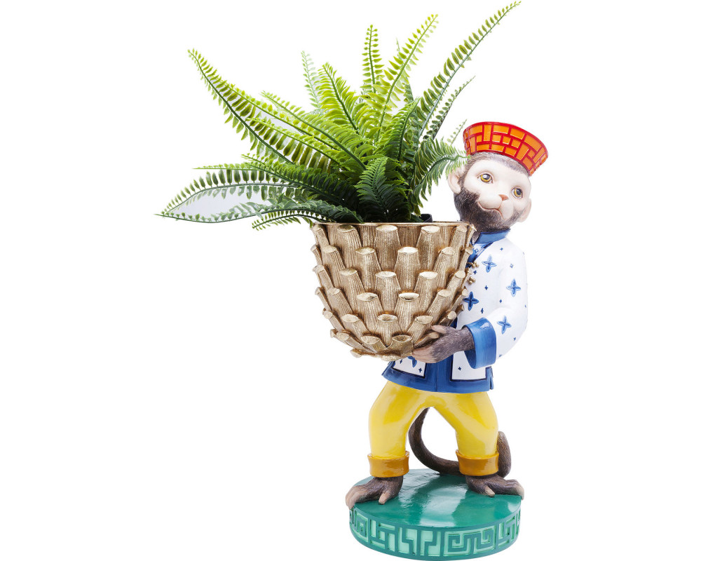 Кашпо декоративное Monkey