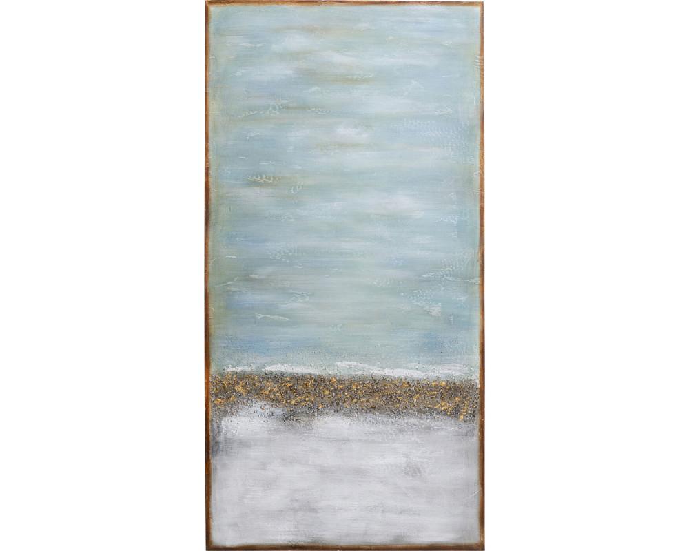 Acrylic Painting Abstract Horizon 200x100