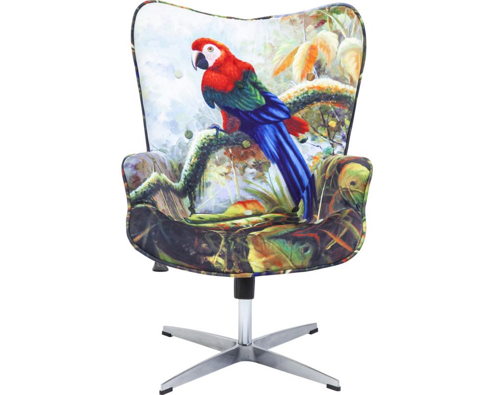 Кресло вращающееся Jungle Fever