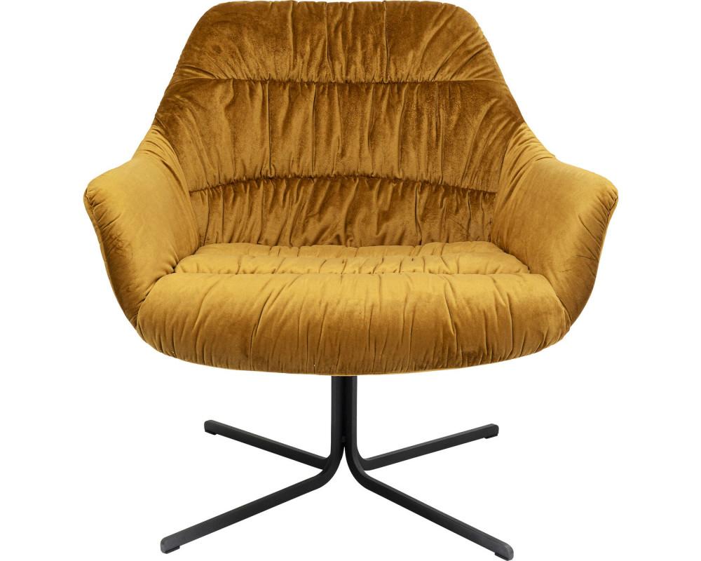 Кресло вращающееся Bristol Yellow