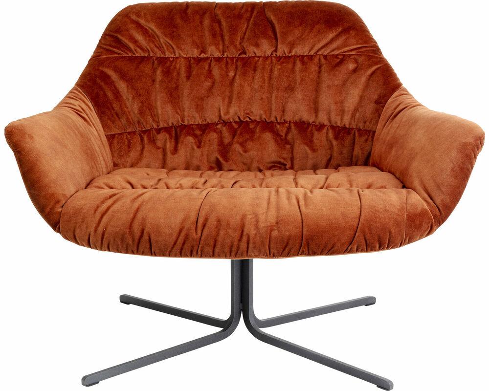 Кресло вращающееся Bristol Red