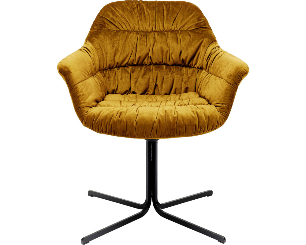 Кресло вращающееся Colmar Yellow
