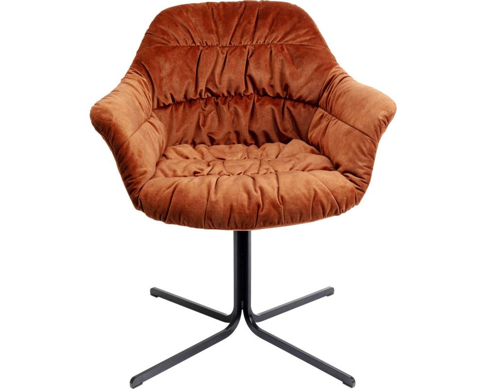 Кресло вращающееся Colmar Red