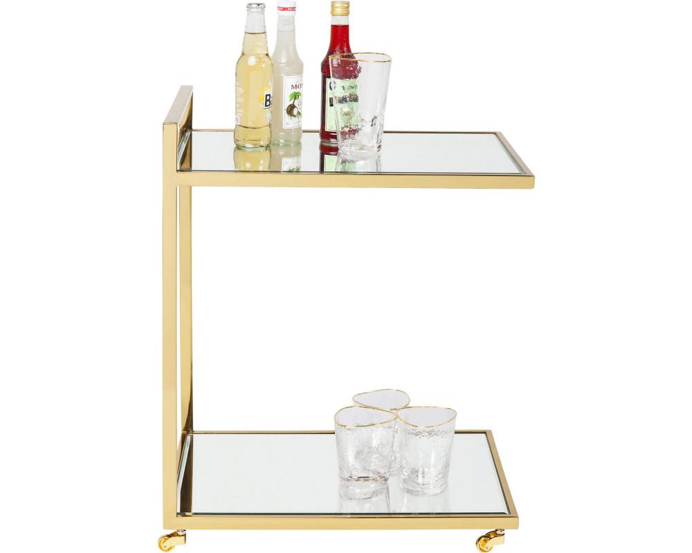 Стол сервировочный Classy Gold