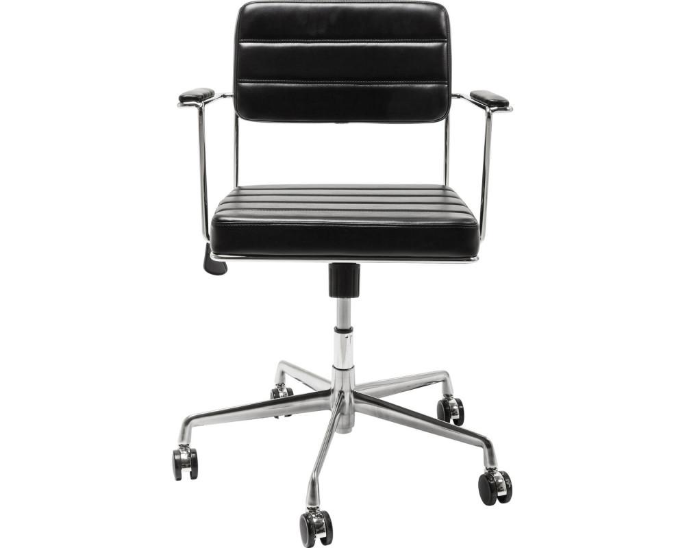 Кресло офисное Dottore Black