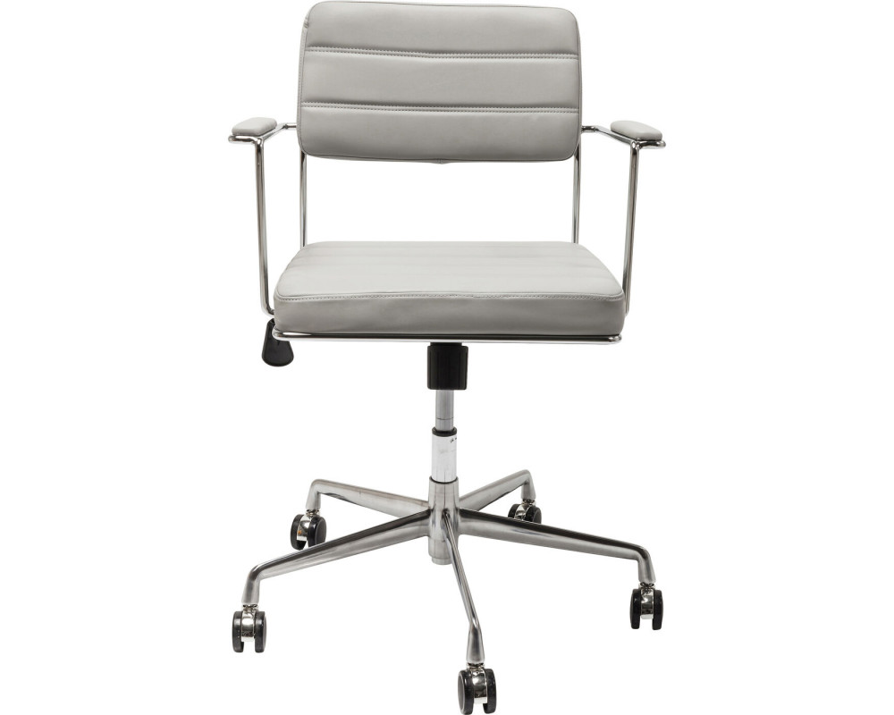 Кресло офисное Dottore Grey