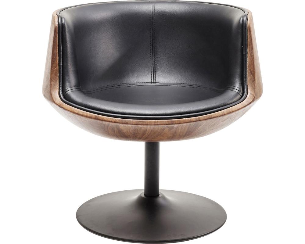 Кресло вращающееся Club  Walnut