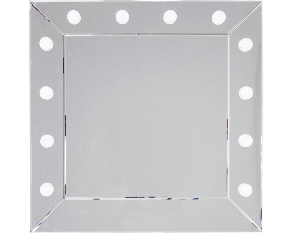 Зеркало Make Up Square 81x81cm