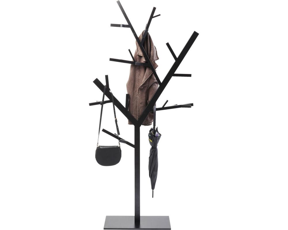 Вешалка Technical Tree Black