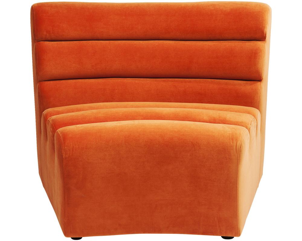 Элемент дивана Wave Orange