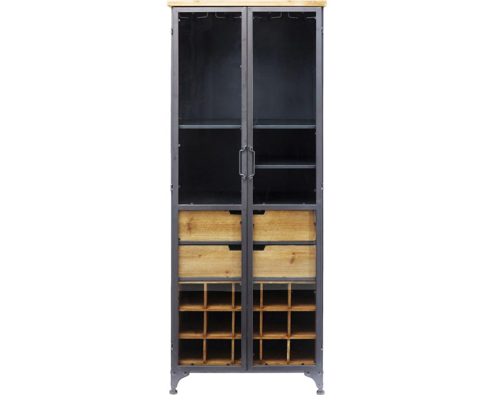 Шкаф-витрина Refugio
