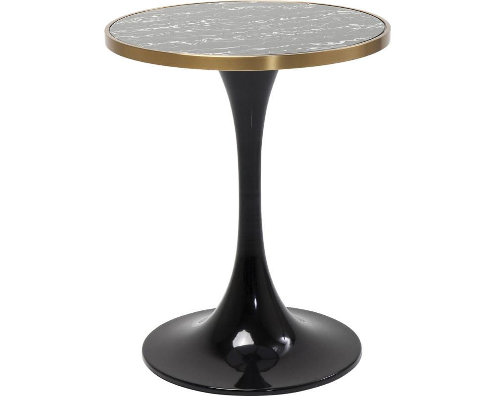 Стол San Remo Black Round Ø62cm